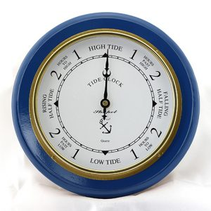 Tide Clock - Blue