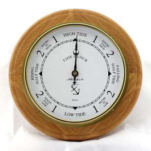 Tide Clock - Natural